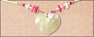 Shell Pendant Necklaces